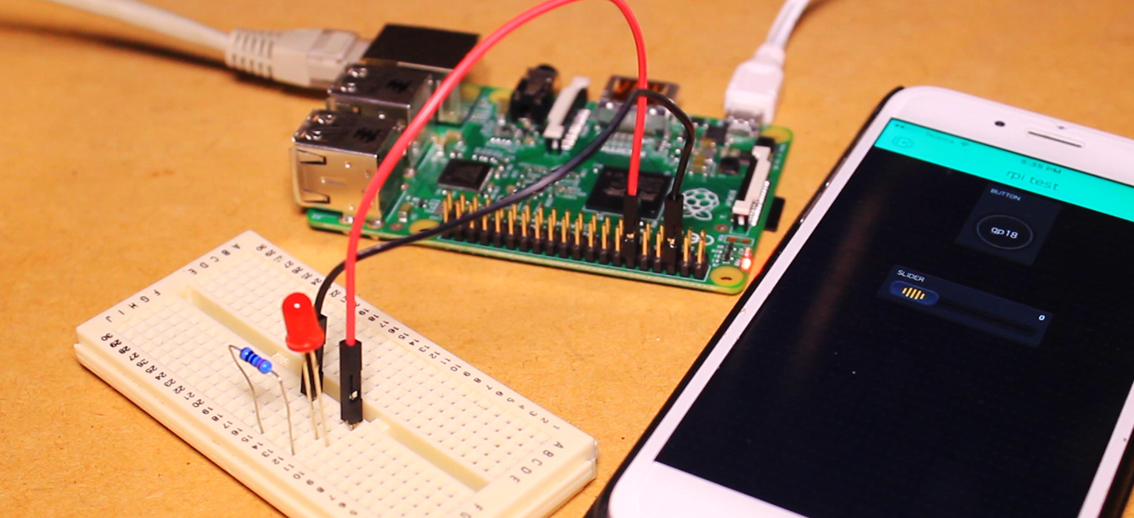 Raspberry Pi Blynk Install Wiringpi On