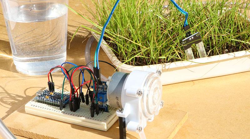 ArduinoPlantWatering